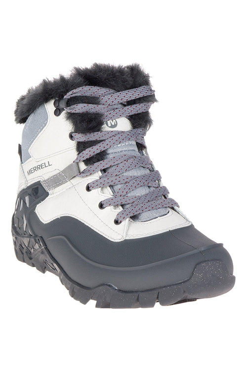 Women's Aurora 6 Ice+ Waterproof-White