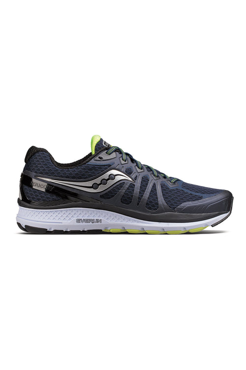 Men's Echelon 6 Running Shoe- Navy/Citron