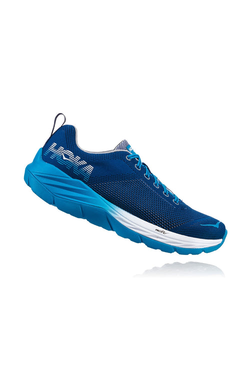 Men's Mach Running Shoe - True Blue/Blueprint