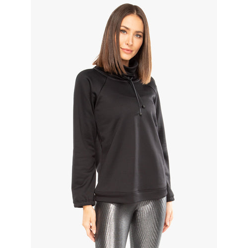 Women's Probe Valo Pullover - Black