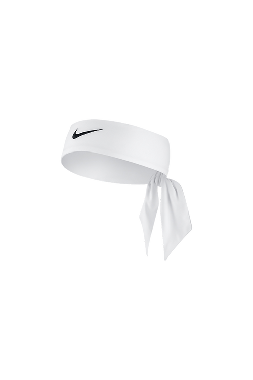 Dri-FIT Head Tie - White