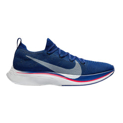 5a6c575bebb0 Nike VaporFly Flyknit 4% - Deep Royal Blue Red Orbit Black Ghost