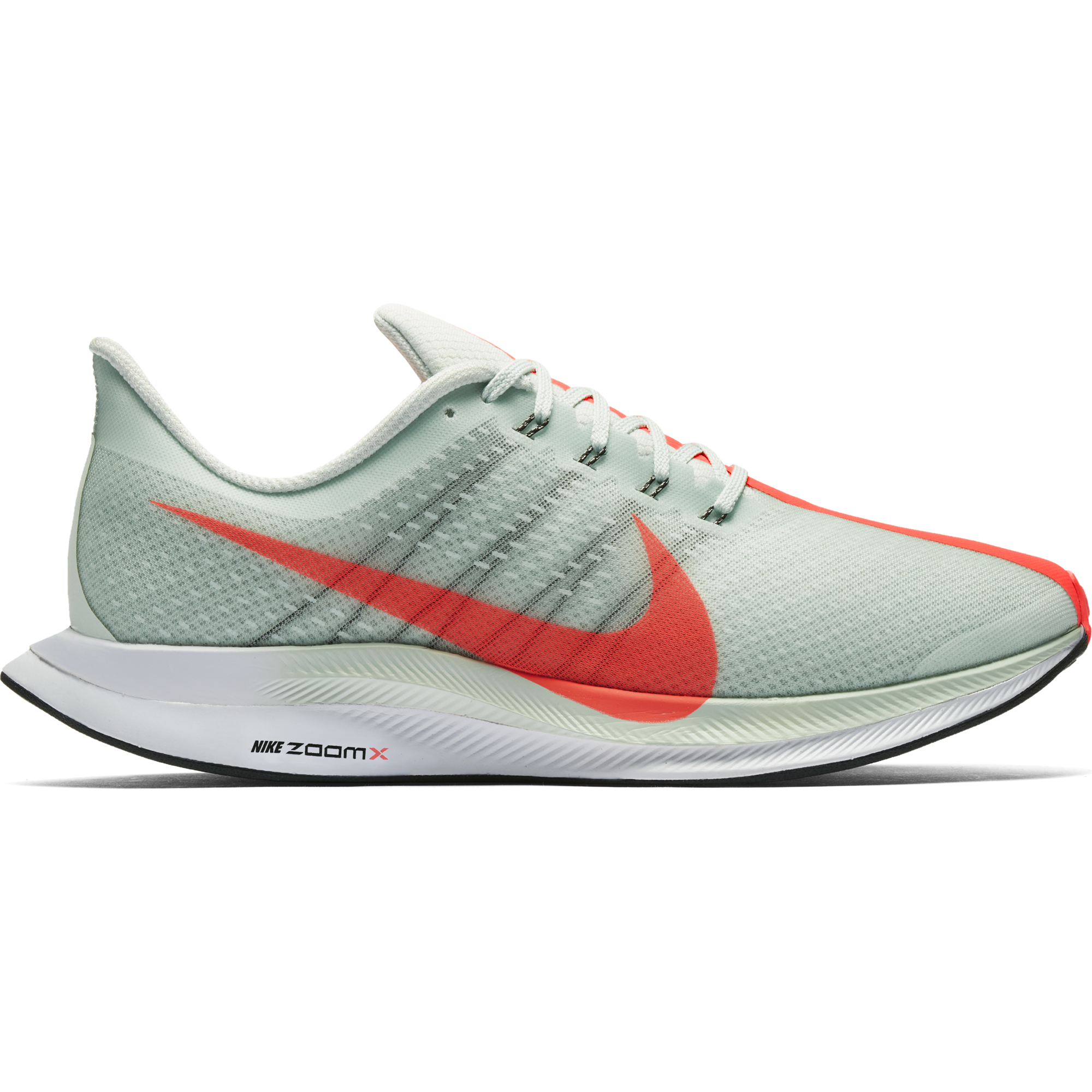 01249d1b8eef9 Men s Zoom Pegasus 35 Turbo Running Shoe - Barely Grey Hot Punch Black –  Gazelle Sports