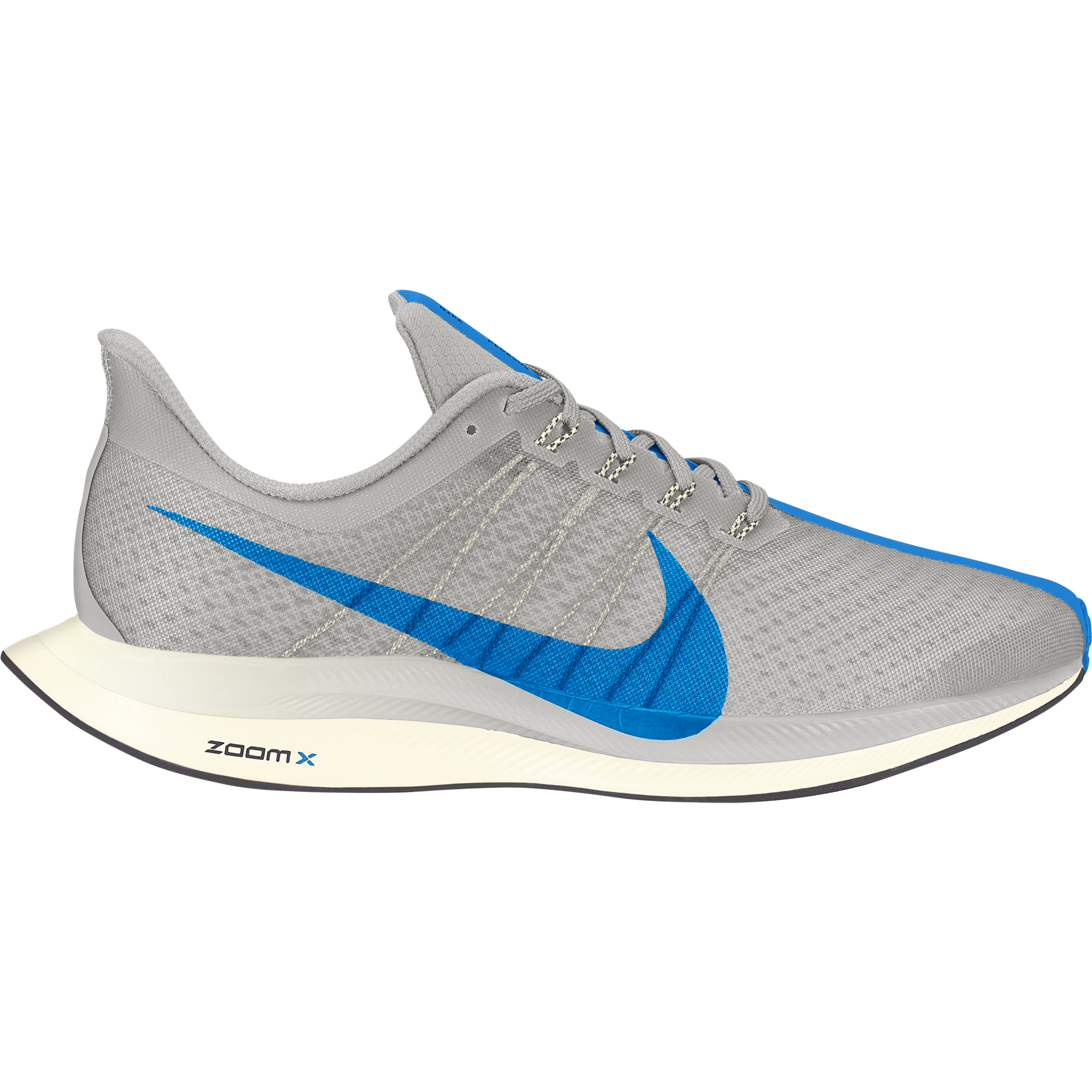 39beb404b535 Men s Zoom Pegasus 35 Turbo Running Shoe - White Blue Hero Vast Grey B –  Gazelle Sports