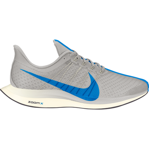 Men's Zoom Pegasus 35 Turbo Running Shoe - White/Blue Hero/Vast Grey/Blue Void