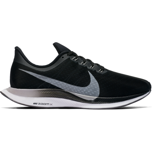 Women's Zoom Pegasus 35 Turbo Running Shoe - Black/Vast Grey/Oil Grey/Gunsmoke