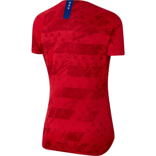 Women's USA Away Stadium Jersey - Red