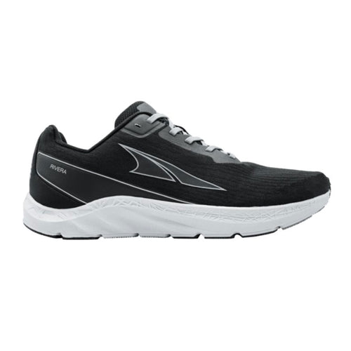 Men's Rivera Running Shoe - Black/Grey
