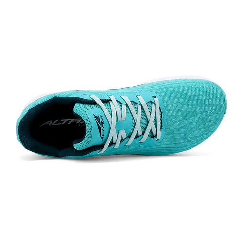 Women's Rivera Running Shoe - Teal/Green