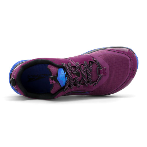 Women's Lone Peak 5 Trail Running Shoe - Plum
