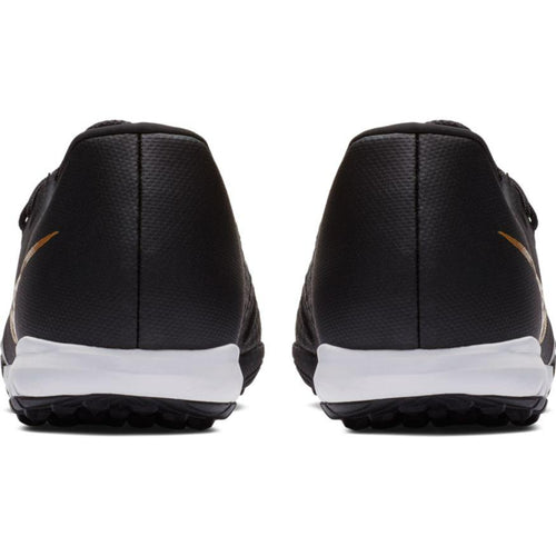Phantom Venom Academy Turf Soccer Cleat - Black/Metallic Vivid Gold