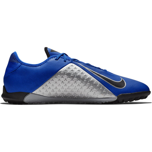 Men's Phantom VSN Academy TF Cleat - Racer Blue/Metallic Silver/Black/Volt