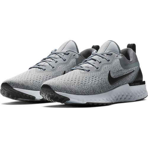 Men's Odyssey React Running Shoe - Wolf Grey/Black/Dark Grey/Pure Platinum