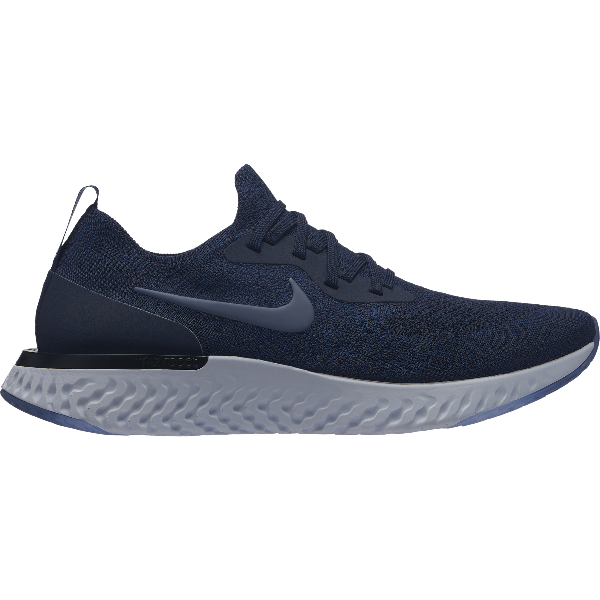 a2c0c06083d7 Men s Epic React Flyknit Running Shoe - College Navy Diffused Blue Foo –  Gazelle Sports