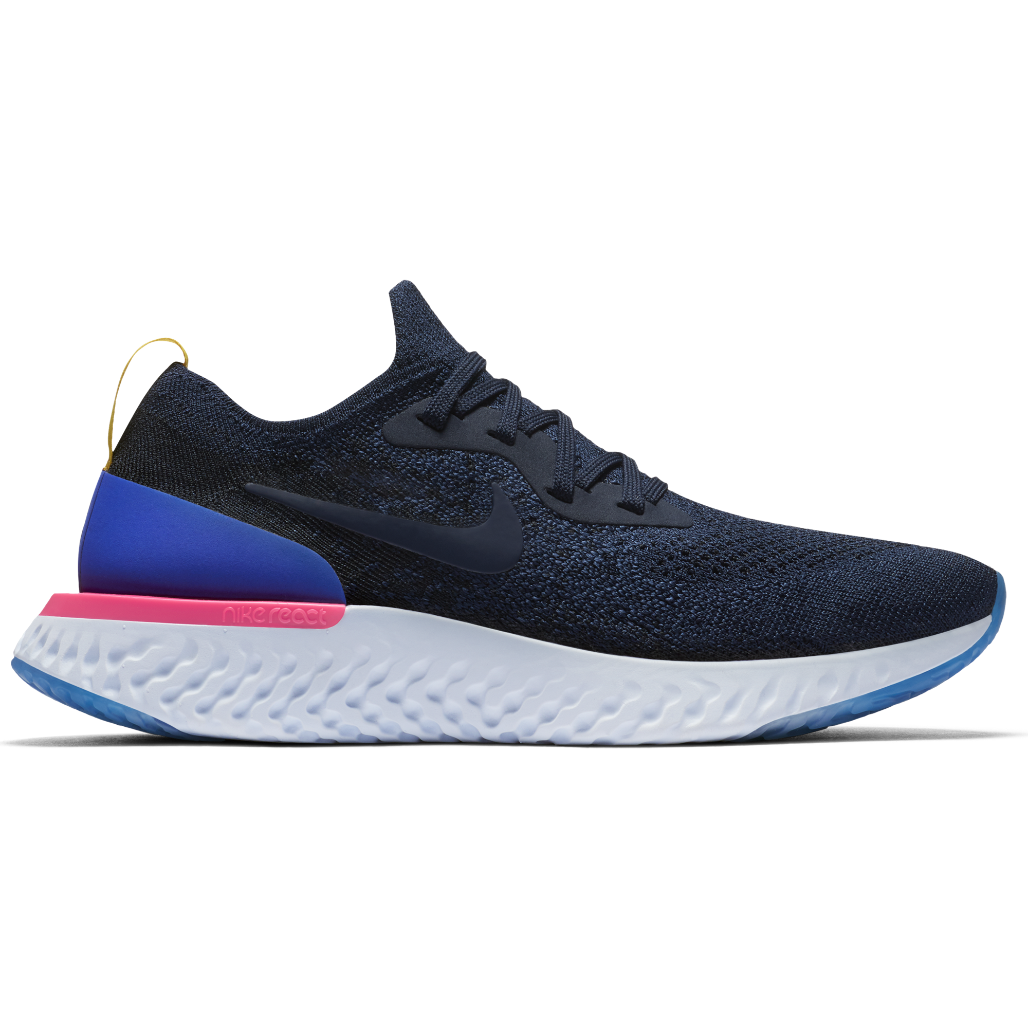4c434ef0c98 Women s Epic React Flyknit Running Shoe - College Navy College Navy Ra –  Gazelle Sports