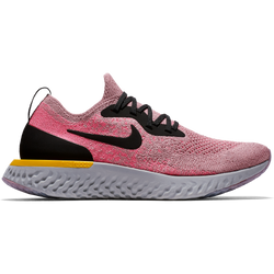 ce0fa59828891  150 Nike. Quick Shop Women s Epic React Flyknit Running Shoe - Plum  Dust Black Pink Blast Amarillo