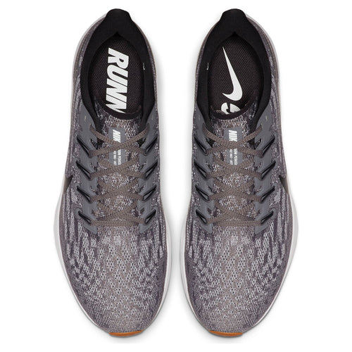 Men's Air Zoom Pegasus 36 Running Shoe - Gunsmoke/Oil Grey/White/Gum Light Brown