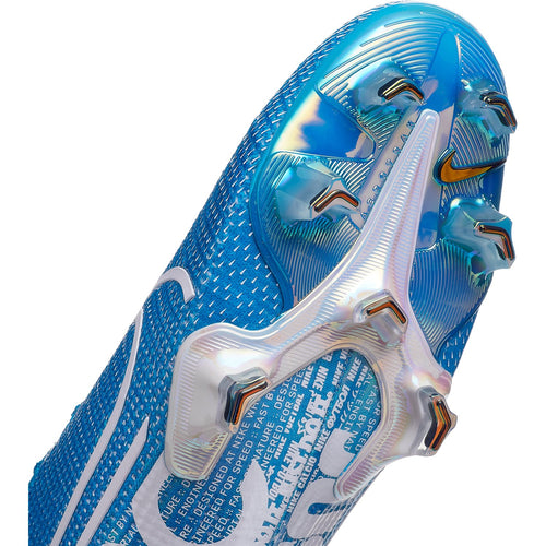 Men's Vapor 13 Elite FG Soccer Boots - Blue Hero/White-Obsidian