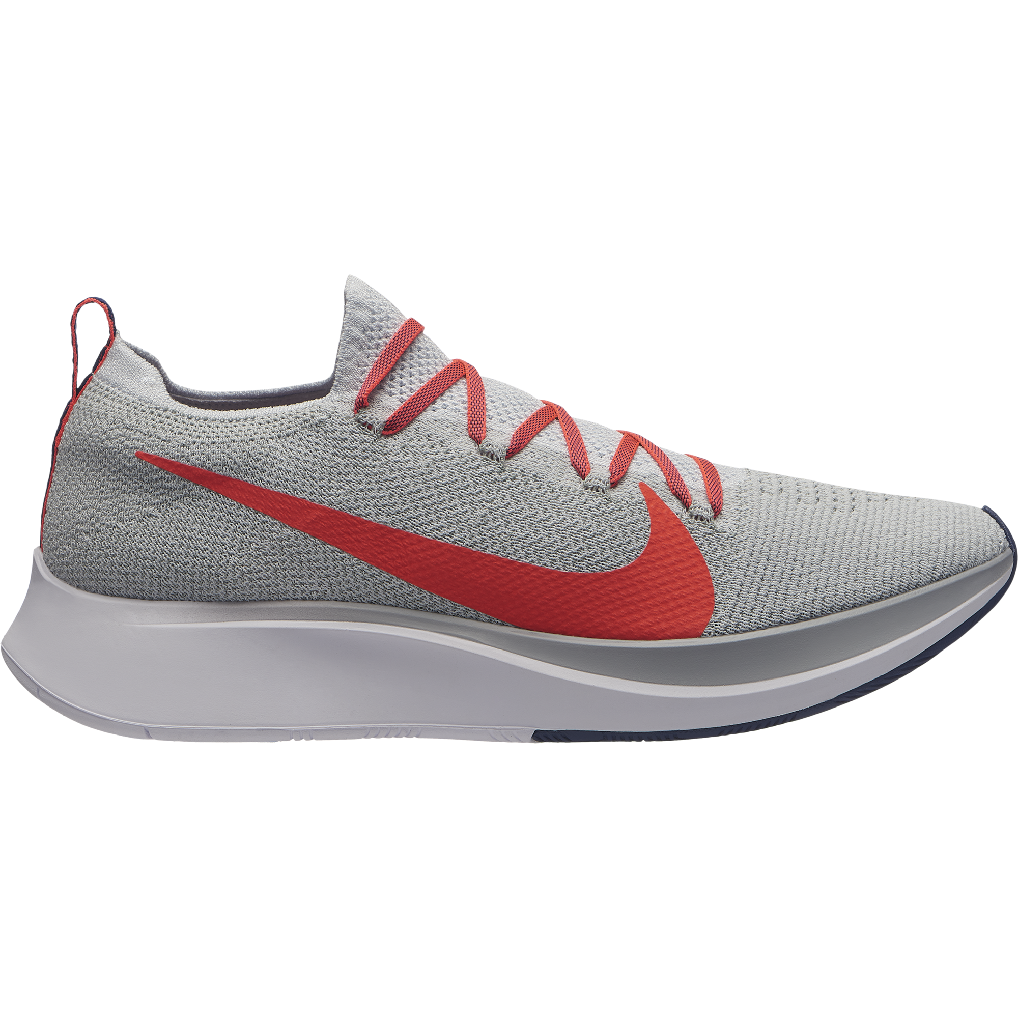 45ddb264d1099 Men s Zoom Fly FlyKnit Running Shoe - Pure Platinum Bright Crimson – Gazelle  Sports
