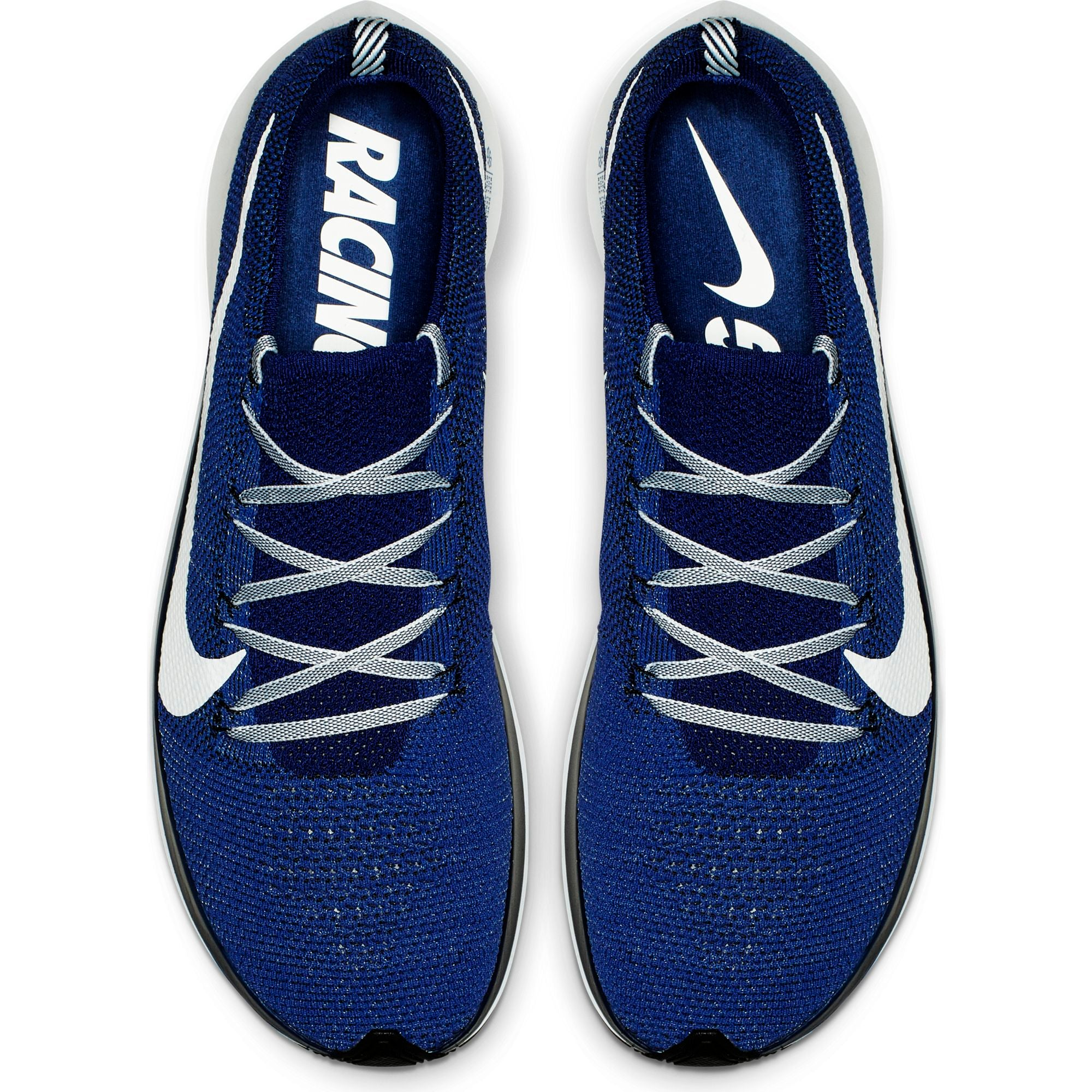 bd8d0ef6cfe1c ... Men s Zoom Fly Flyknit Running Shoes - Deep Royal Blue Void White ...