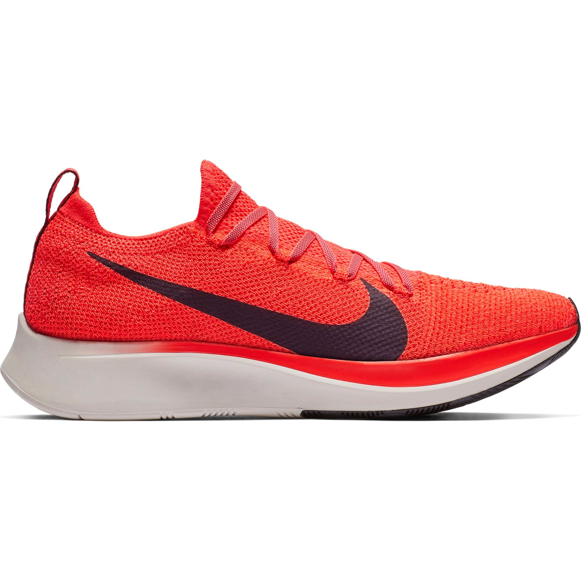 big sale 3a264 922de Men s Zoom Fly Flyknit Running Shoe - Bright Crimson Total Crimson Uni –  Gazelle Sports