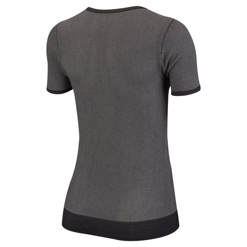 Women's Infinite Short Sleeve Top - Thunder Grey/Reflective Silver