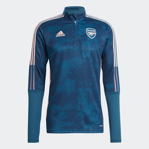 Arsenal Graphic Track Top - Legend Marine/Collegiate Navy