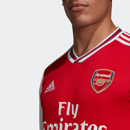 Arsenal 2019/20 Home Jersey - Scarlet