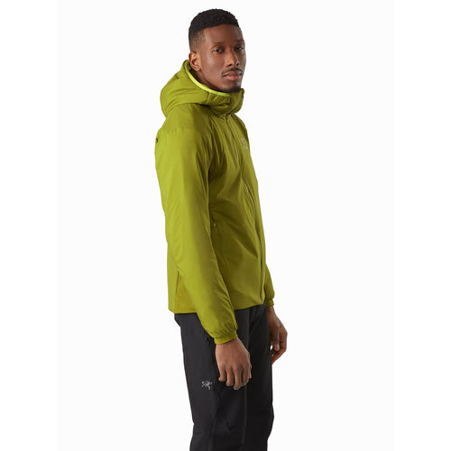 Men's Atom Lightweight Hoody Jacket - Kingfisher