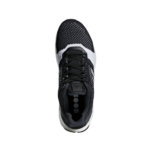 Men's UltraBoost ST Running Shoe - Core Black/Cloud White/Carbon