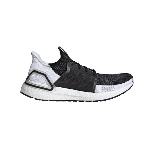 Men's Ultraboost 19 Running Shoe - Black/Grey/Grey