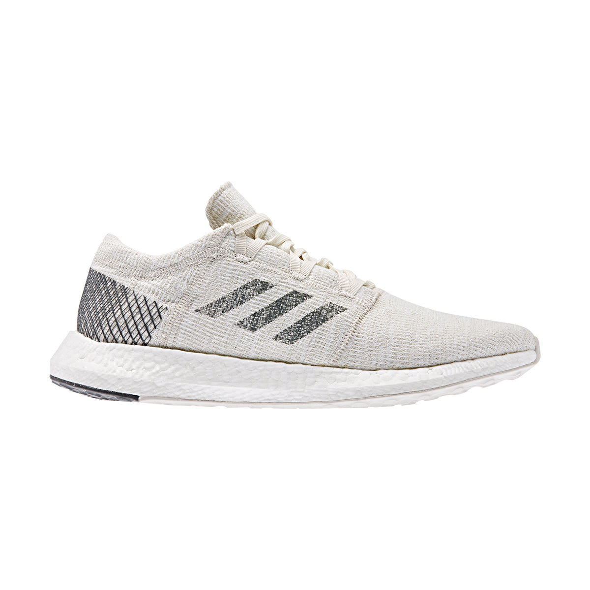 online store 4504a 1184c ... Men s PureBoost GO Running Shoe - Non Dyed Grey Six Raw White ...