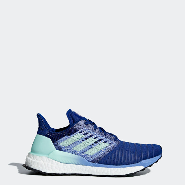 ffcd12f62 Women s SolarBoost Running Shoe - Mystery Ink Clear Mint Real Lilac –  Gazelle Sports