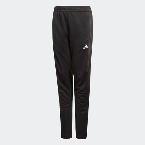 Youth Tiro 17 Training Pant - Black/White