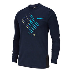 6f5d7bc5b Men's Element Running Shirt - OBSIDIAN-HEATHER