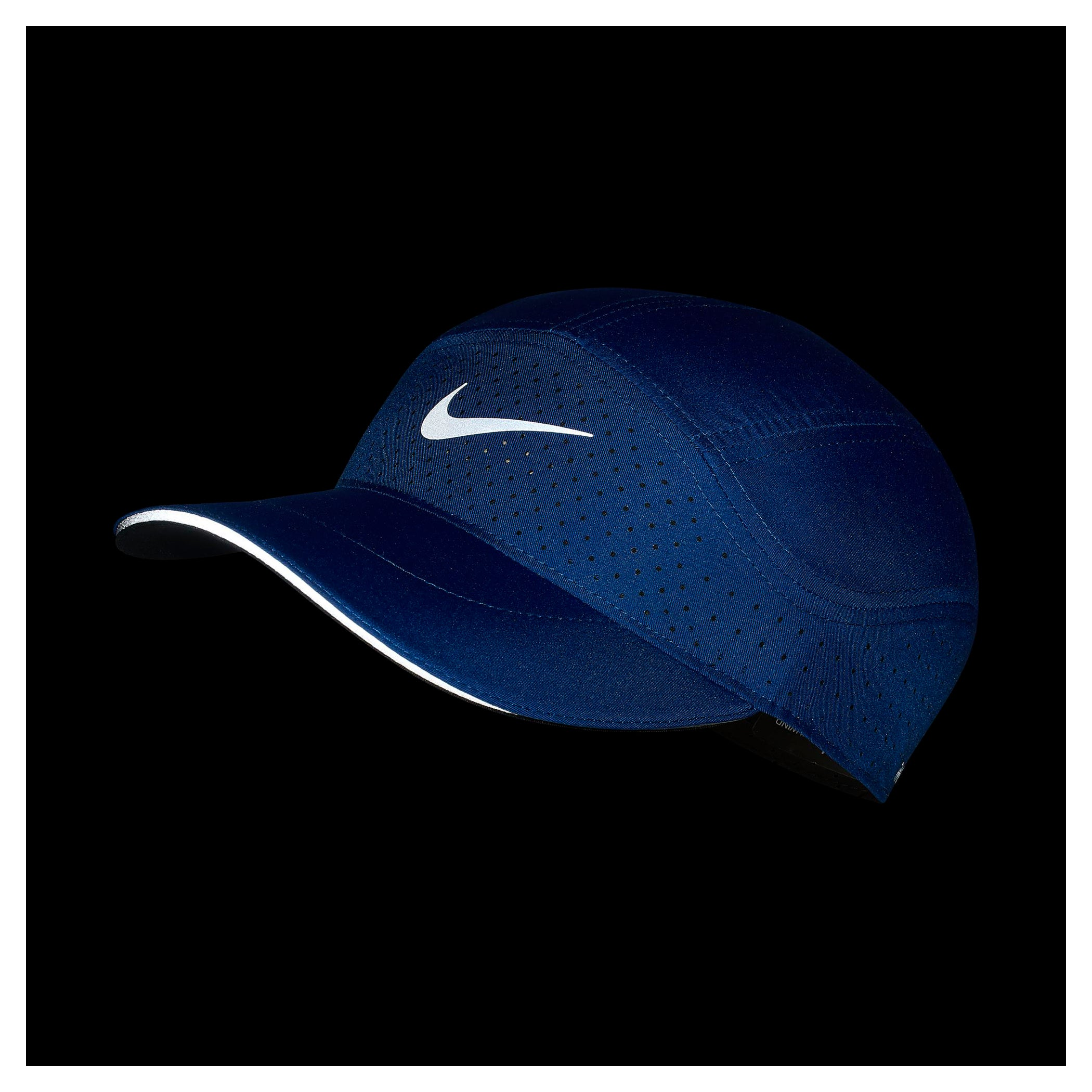 e85998663 Men's Nike Aerobill Tailwind Elite Cap - Indigo Force – Gazelle Sports