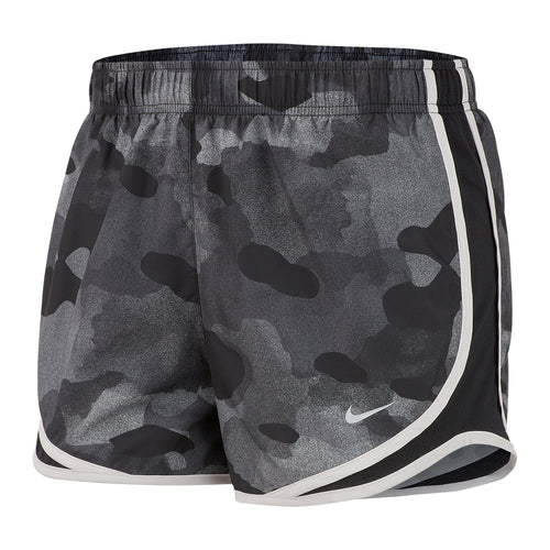Women's Nike Tempo Short - Black/Black/Gunsmoke/Wolf Grey