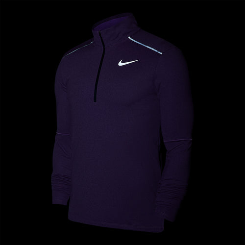 Men's Element 3.0 Half Zip Top - Obsidian