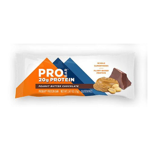 BASE® Peanut Butter Chocolate Protein Bar