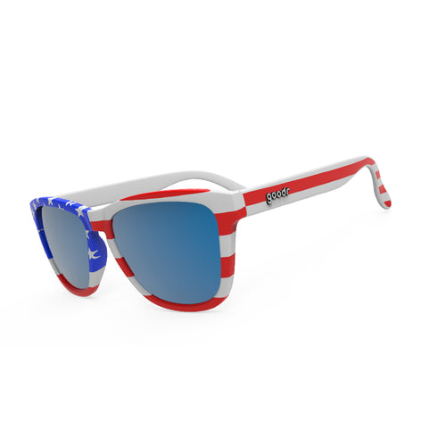 Betsy Ross Side Hustle Sunglasses