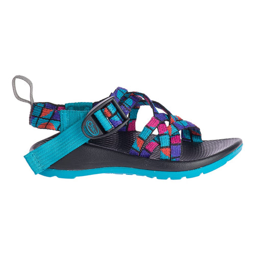 Kids ZX/1 EcoTread™ Sandal - Break Teal
