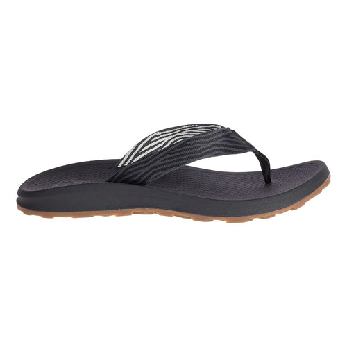Men's Playa Pro Web Flip Flop - Hash Black