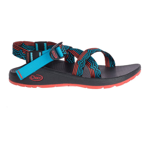 Women's Z/ Cloud Sandal - Blip Teal