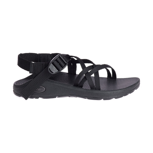 Woman's Z/Cloud X Sandals - Solid Black