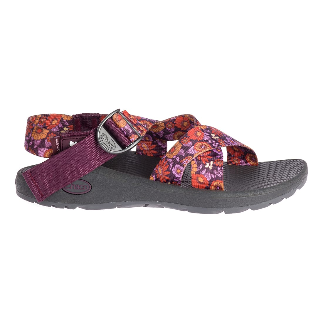 a1747e106758 Women s Woodstock Mega Z Cloud Sandal - Blossom Wine – Gazelle Sports