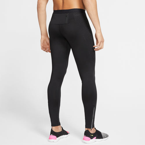 Men's Nike Power Running Tight - Black