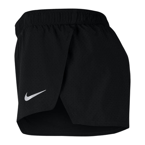 "Men's Fast 2"" Running Short - Black/Reflective Silver"