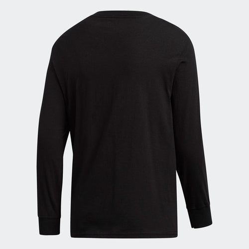 Youth Amplifier Long-Sleeve Tee - Black