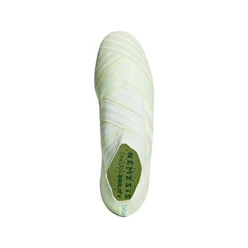 Men's Nemeziz 17+ Agility 360 Cleat - Aero Green/Hi Res Green/White