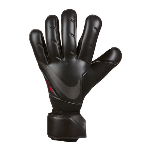 Unisex Nike Goalkeeper Vapor Grip 3 Gloves - Black/Chile Red